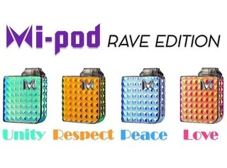 Pod System - Smoking Vapor - Mi-Pod Rave Edition