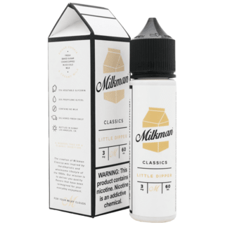Juice - The Milkman - Little Dipper - 60ml