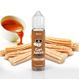 Juice - Capi Juices - Lord of the Churros - 60ml