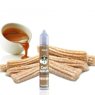 Juice - Capi Juices - Lord of the Churros - 30ml