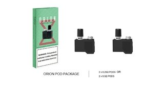 Lost Vape - Orion Pod Refil (Pack C/ 2)