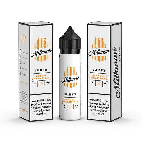 Juice - The Milkman - Mango Creamsicle - 60ml