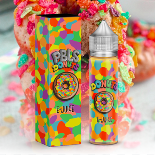 Juice - Marina Vape And Donuts - Pbls Donuts - 60ml