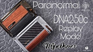 Mod - Paranormal - Dna 250C - 200W