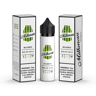 Juice - The Milkman - Delights - Melon Milk - 60ml