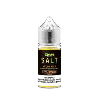 SaltNic - Okami - Melon Milk - 30ml