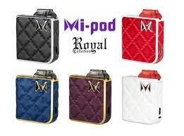 Pod System - Smoking Vapor - Mi-Pod Royal Edition
