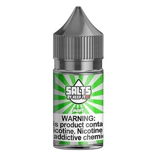SaltNic - Keep IT 100 - Mint - 30ml