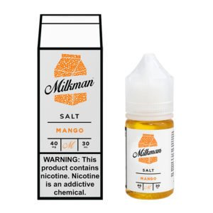 SaltNic - The Milkman- Mango - 30ml