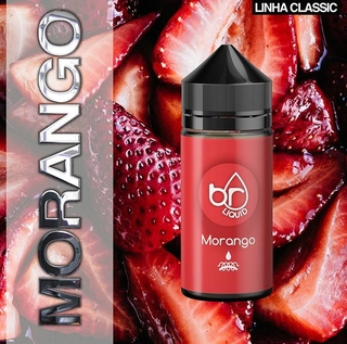 Juice - Br Liquid - Morango - 100ml