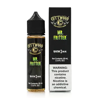 Juice - Cuttwood - Mr. Fritter - 60ml