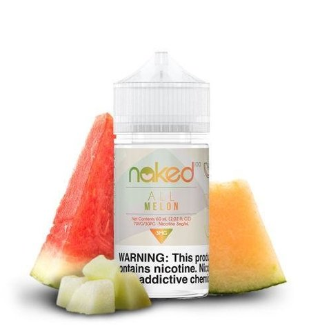 Juice - Naked 100 - All Melon - 60ml