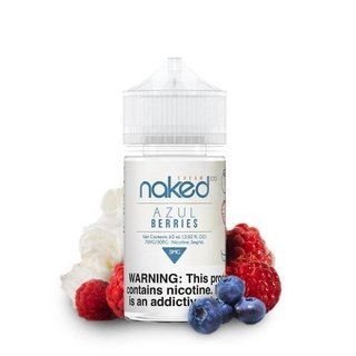 Juice - Naked 100 - Azul Berries - 60ml
