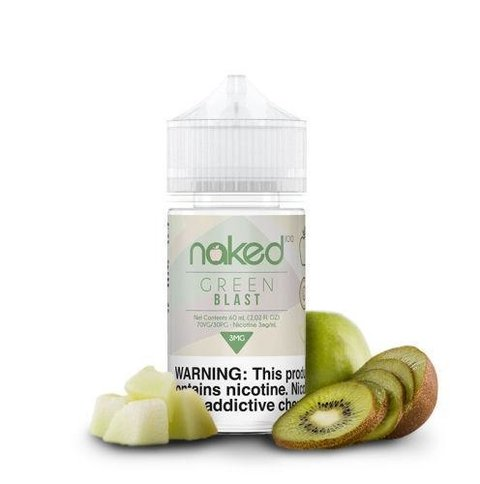 Juice - Naked 100 - Green Blast - 60ml