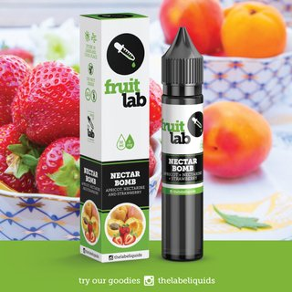 Juice - Fruit Lab - Nectar Bomb - 30ml