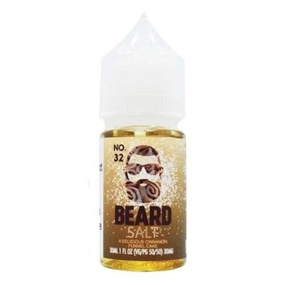 SaltNic - Beard- No. 32 - 30ml