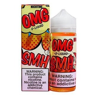 Juice - O.M.G - Smh - Strawberry Kiwi - - 120ml