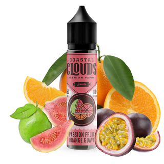 Juice - Coastal Clouds - Passion Fruit Orange Guava - 60ml