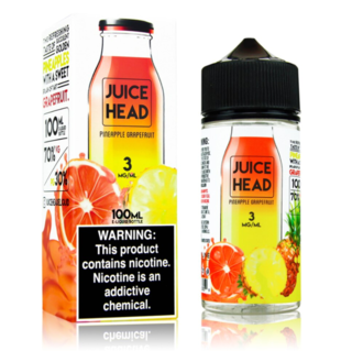 Juice - Juice Head - Pineapple Grapefruit - 100ml