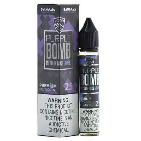 SaltNic - Vgod - Purple Bomb - 30ml