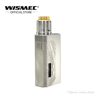 Kit - Wismec - LUXOTIC MF 100W Squonk