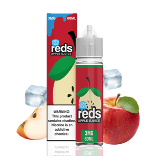 Juice - Reds  -  Apple Iced - 60ml