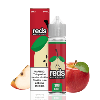 Juice - Reds - Apple - 60ml