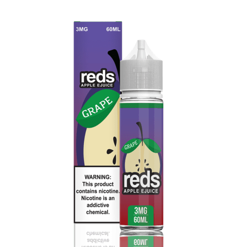 Juice - Reds - Grape 60ml
