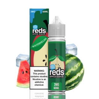 Juice - Reds  - Watermelon Iced - 60ml