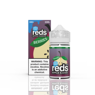 Juice - Reds - Berries Iced - 60ml