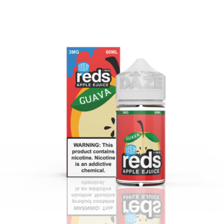 Juice - Reds - Guava Ice - 60ml