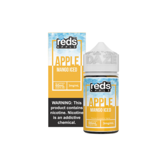 Juice - Reds - Mango Iced - 60ml