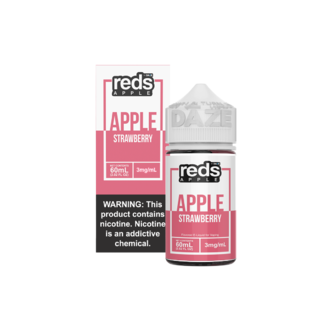 Juice - Reds - Strawberry - 60ml