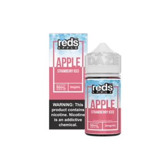 Juice - Reds - Strawberry Iced - 60ml