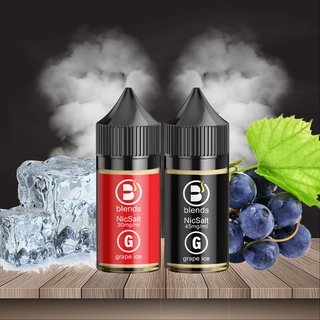 SaltNic - Blends - Grape Ice - 30ml