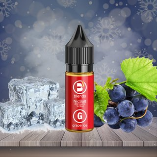 SaltNic - Blends - Grape Ice - 15ml