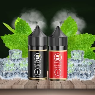 SaltNic - Blends - Ice Menthol - 30ml