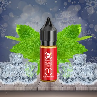 SaltNic - Blends - Ice Menthol - 15ml