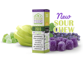 Juice - Fresh Farms - New Sour Chew - 60ml