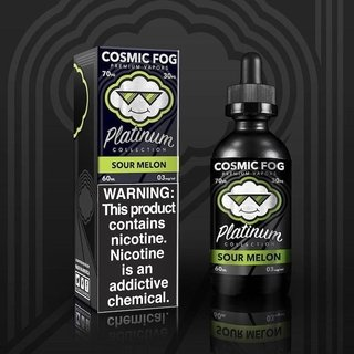 Juice - Cosmic Fog Platinum - Sour Melon - 60ml