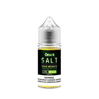 SaltNic - Okami - Sour Menace - 30ml