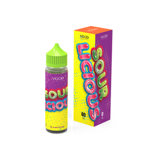 Juice - Vgod - Sourlicious - 60ml