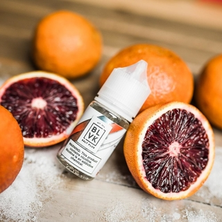 SaltNic - Blvk - Red Orange Ice Salt Plus  - 30ml