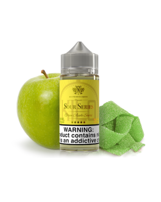Juice - Kilo Sour Series - Green Apple (Bazooka) - 100ml