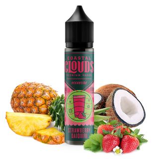 Juice - Coastal Clouds - Strawberry Daiquiri - 60ml