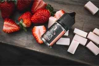 SaltNic - Blvk - Strawberry -30ml