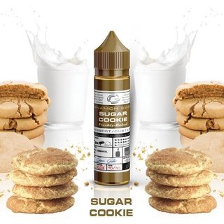 Juice - Glas Basix Series - Sugar Cookies - 60ml