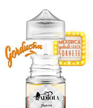 Juice - Radiola - Super Freak - 100ml