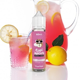 Juice - Capi Juices - Sweet Lemonade - 60ml