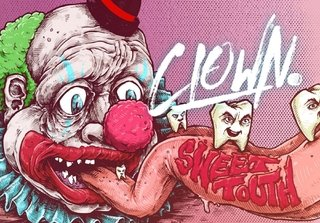 SaltNic - Clown - Sweet Tooth - 30ml